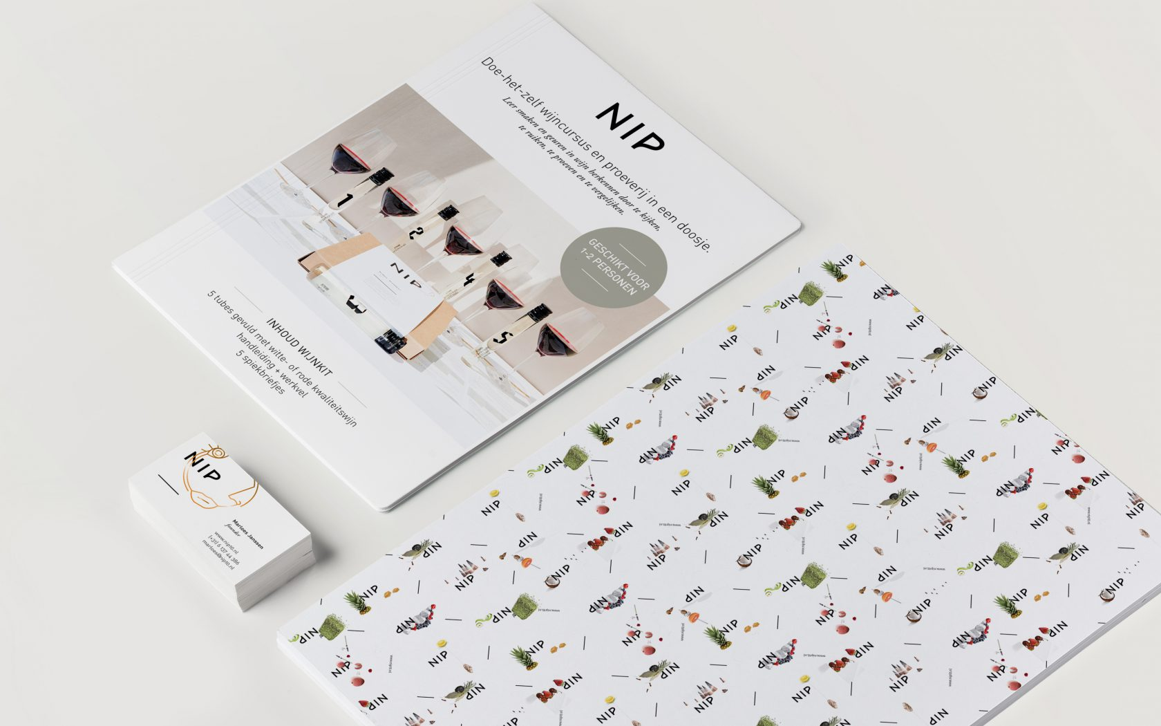 Marloes Janssen | NIP brand development